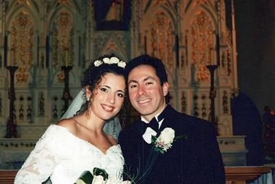 10-13-1999 Richard Joseph, Jr & Vera Jabbour Wedding