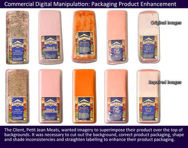 Commercial Digital Manipulation
