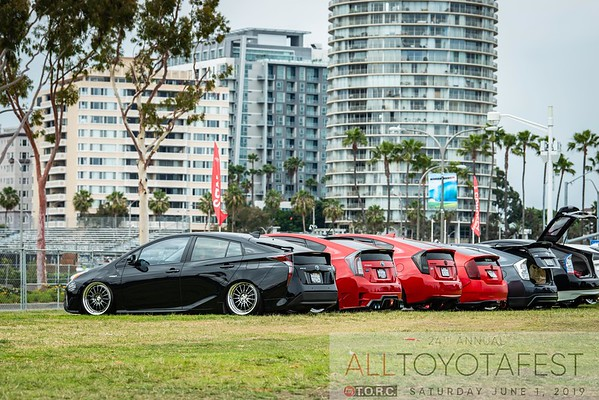 24th Annual ALL TOYOTAFEST