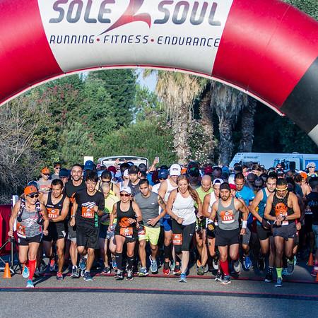 Hell of a Half Marathon - 2017