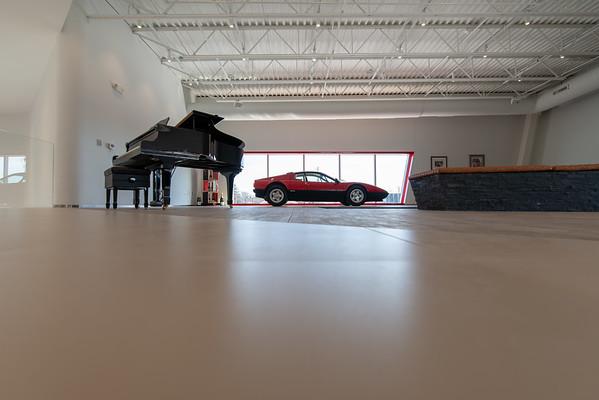 Ferrari for Jeff Cauly