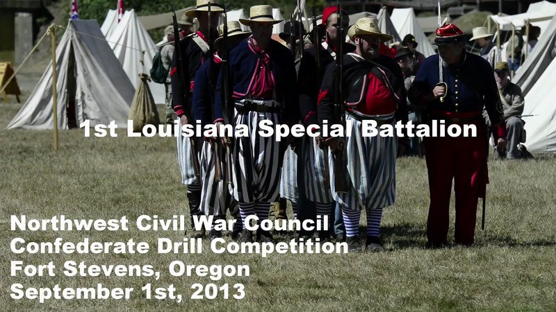 Drill Competition 2013 - Part 2 - 1st Louisiana.mov