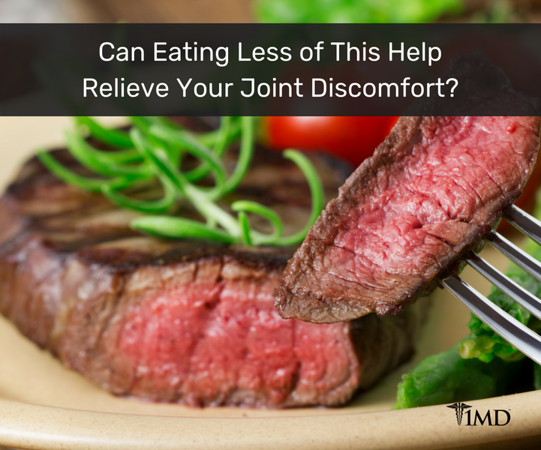 Diet Affects Joint
