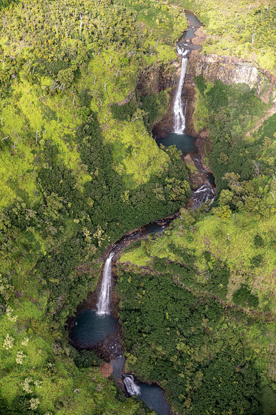 Kahili Falls
