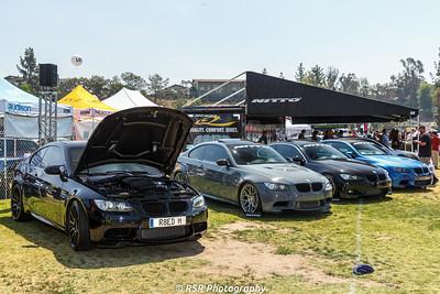 Bimmerfest 2014 Rides