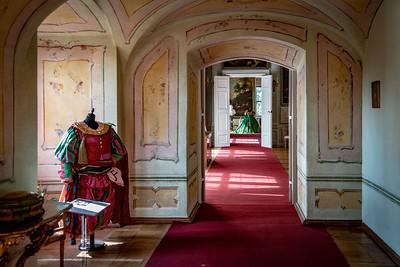 Litomyšl Castle 2018