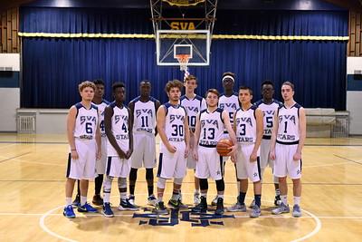Basketball Game ~ St. John's Parish