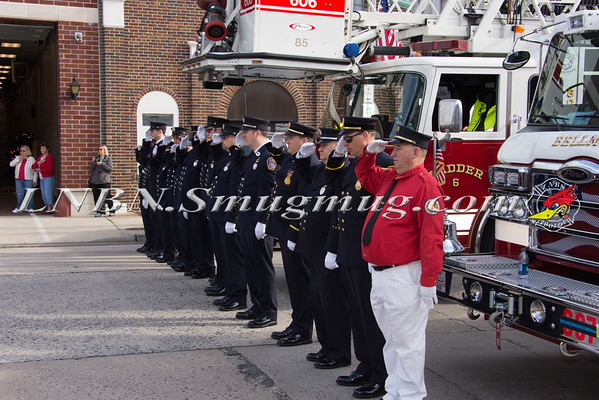 Bellmore F.D. Memorial Day Inspection and Parade 5-25-15