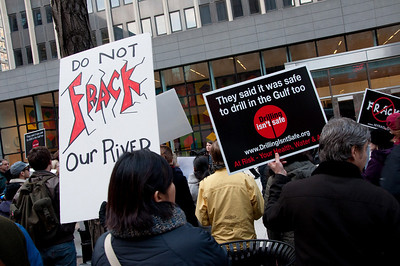 New Yorkers Say Hands Off Our Drinking Water!