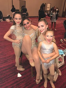 Reflections In Dance Nationals 2018
