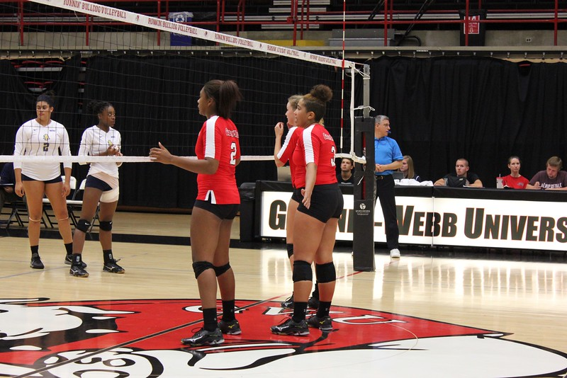 Hitters gather at the net