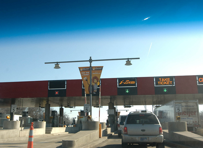 RoadTrip-10 : Indiana Toll