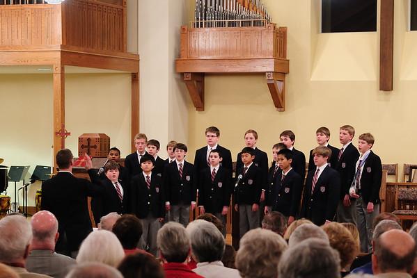 Newark Boys Chorus Concert