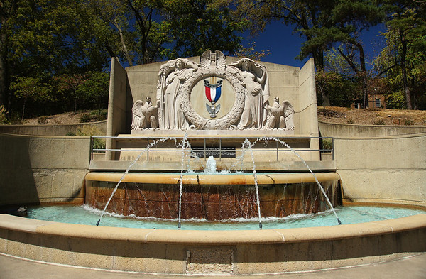 Kansas City Monuments, Markers, and Memorials