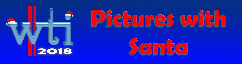WTI Pictures with Santa