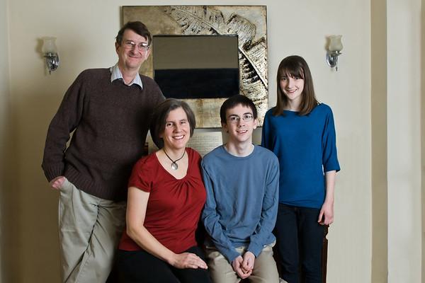 Nyhart-Broman Family