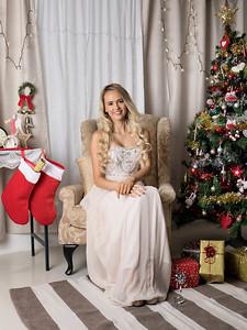 Carlie Christmas 2018 Kim