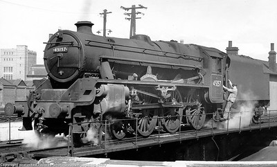 45154-45158 the named locos Built 1935