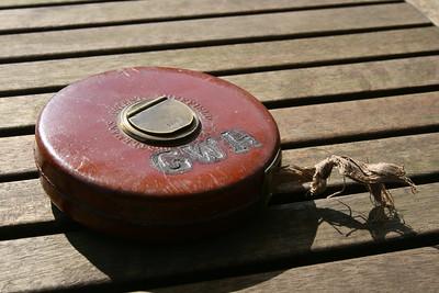 2009 04 13 GWR Tape Measure