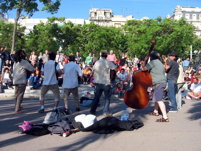 Performance by Bacan Avissatis