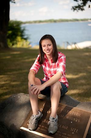 Rachel Senior Picture