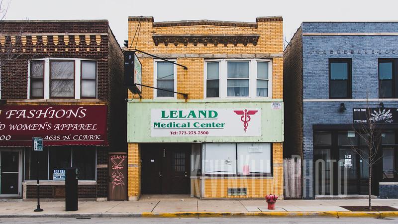 Leland Medical Center