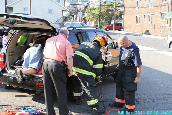 MVC Sybert and Diamond Ave. 7/10/11
