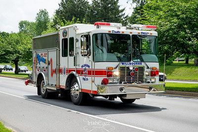 Millbourne Fire Company (Out of Service)
