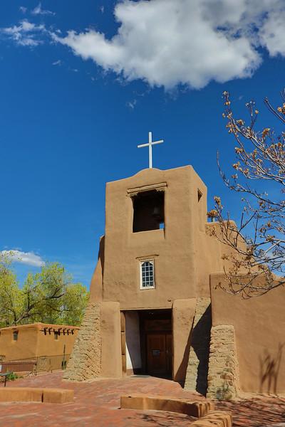San Miguel Mission - Santa Fe