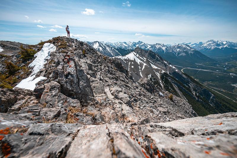 Mount Baldy North Peak June 2020