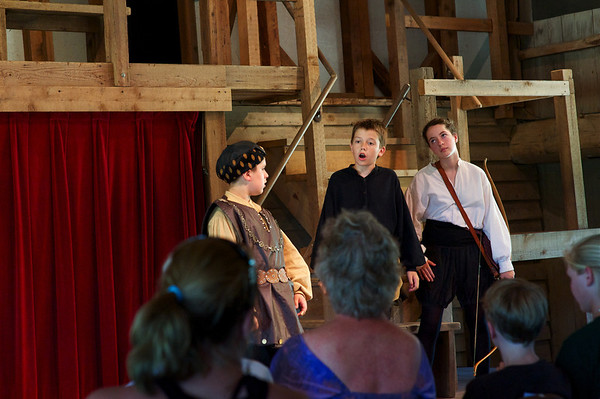 Camp Shakespeare 2011, The Taming of the Shrew
