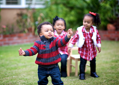 Manu Family Nov 2011