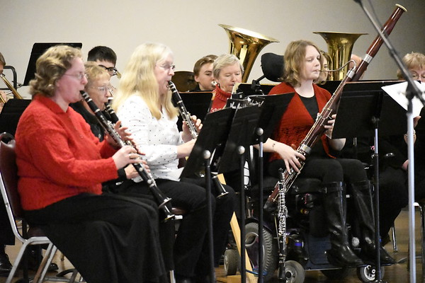 Mondovi Area Community Band & Choir Concert 2019