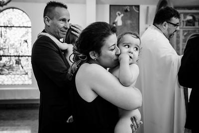 Alexa and Jacob - Baptism