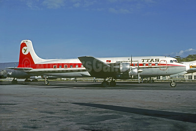 TTAS - Trinidad and Tobago Air Services