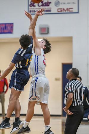 Fraser Ramblers Vs SC JV Basketball