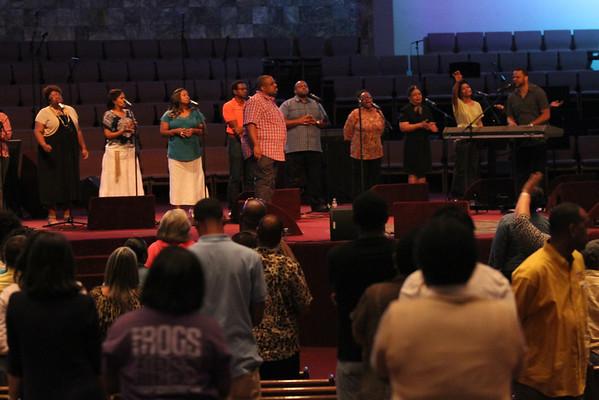 Wednesday Worship 8/21/13