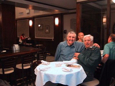 '05 Harry & Joe's visit