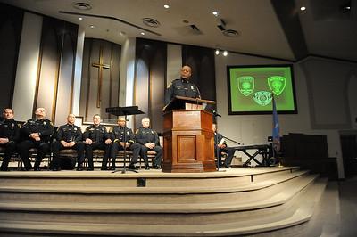 Norman Police Academy Graduation 2017