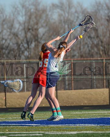 Kenston Girls Lacrosse 2014