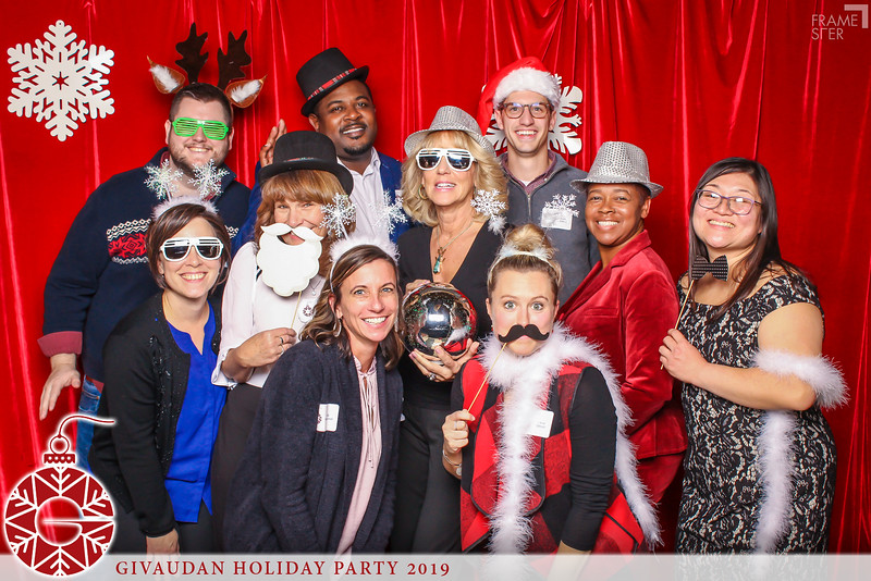 Givaudan Holiday Party 2019