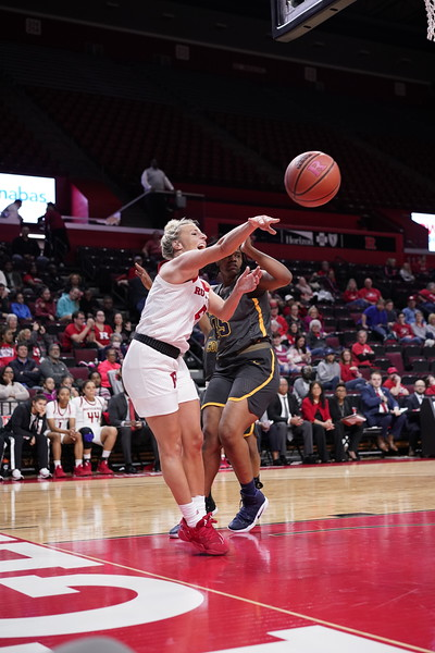 Coppin State Eagles at Rutgers Scarlet Knights 11/9/2019