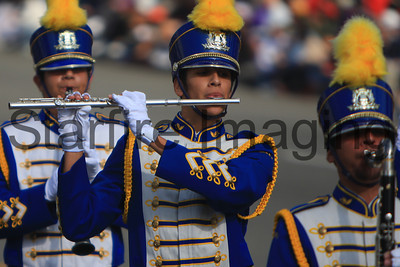 Garey HS @ AFOB2009 Band Review