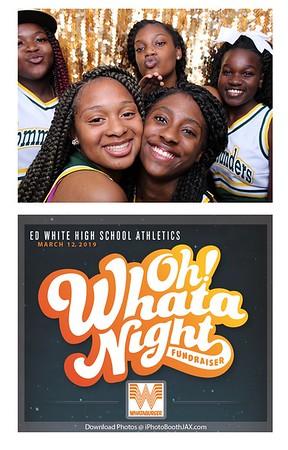 Oh Whata Night! Ed White Athletics Fundraiser
