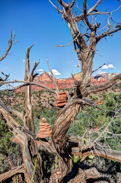 Chapel Trail. Sedona, Arizona