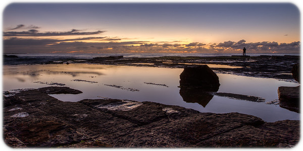 Narrabeen Head - One fine autumn morning