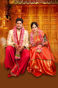 Wedding Rahul-Naveena