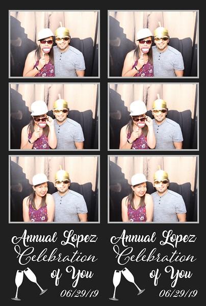 Lopez Celebration (06/29/19)