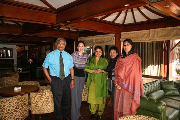 Health Work in Kathmandu, Nepal - February 2007