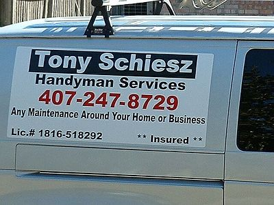 Tony's  Business